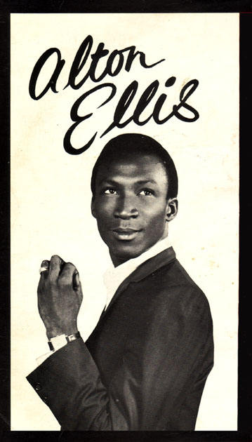 Alton Ellis - And I Love Her