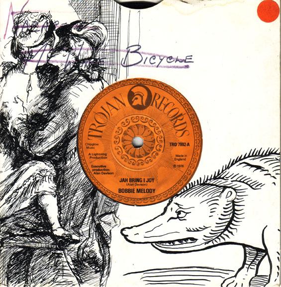 Bobby Melody / Joe Gibbs & The Professionals - Joy In The Morning / Lovely Dawn